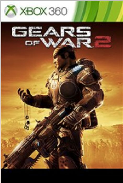 GEARS of WAR 2 XBOX 360 - Only £0.99!