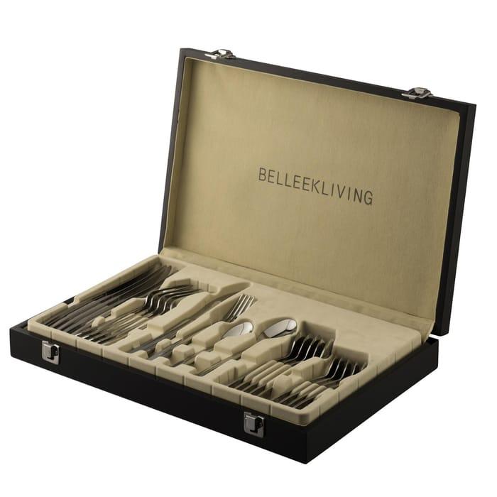 Belleek Living - Occasions 24 Piece Canteen Cutlery Set