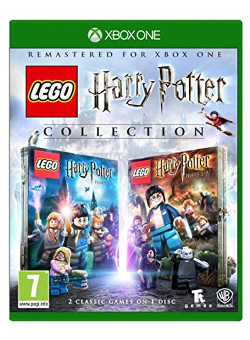 Cheap LEGO Harry Potter Collection (Xbox One) at Amazon