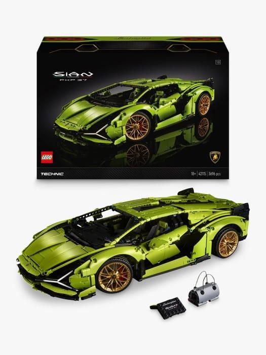 LEGO Technic 42115 Lamborghini Sin FKP 37