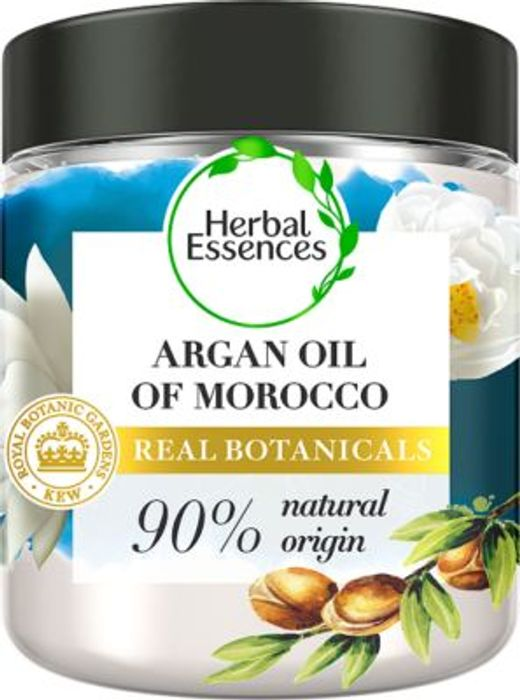 Herbal Essences Bio:renew Hair Mask Argan Oil for Dry Damaged Hair 250ml