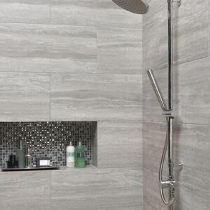 Wickes Everest Stone Porcelain Wall & Floor Tile - Only £11.88!