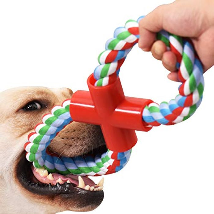 Deal Stack! Dog Rope Toy