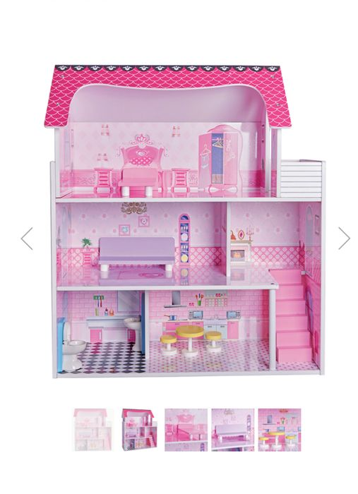 CHEAP! Doll House with Accessories