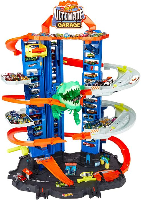 SAVE £20 Hot Wheels Ultimate Garage - Amazon Price £72.99 + Free Delivery