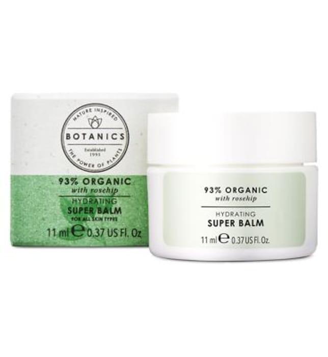 Cheap Botanics Super Balm 93% Organic 11ml at Boots - Only £5.99!