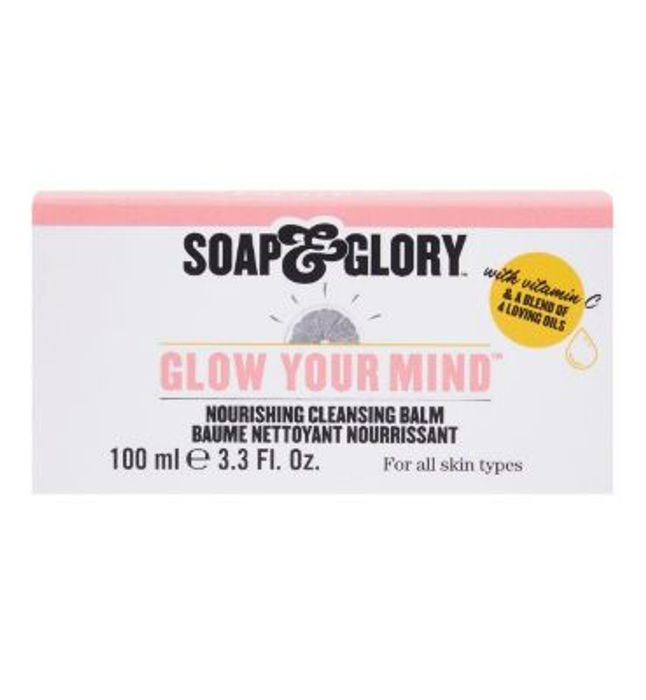 Best Price! Soap & Glory Glow Your Mind Nourishing Cleansing Balm