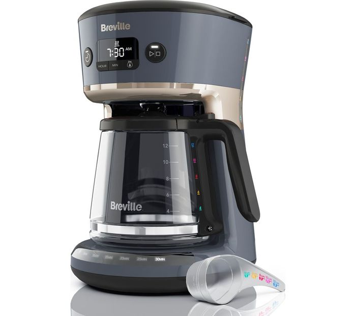 Cheap BREVILLE Mostra Easy Measure Filter Coffee Machine - SAVE £60
