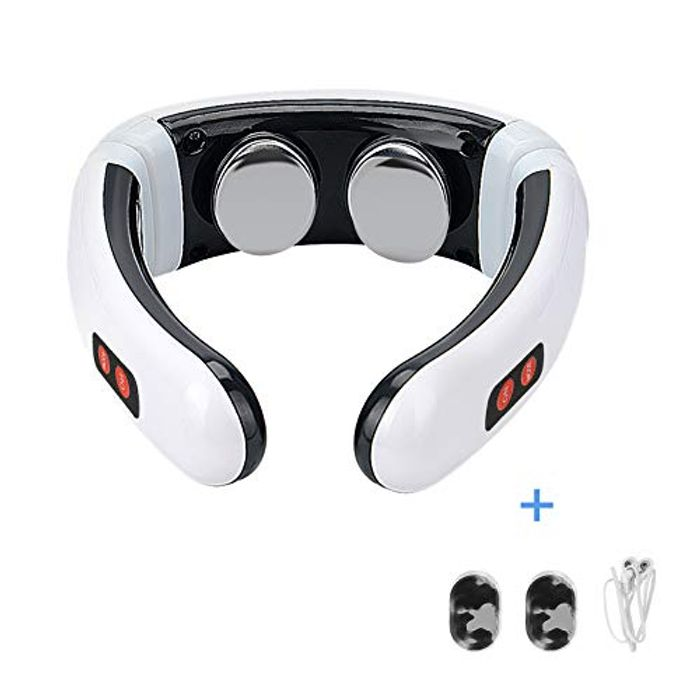 Smart Pulse Neck Massager Magnetic Therapy