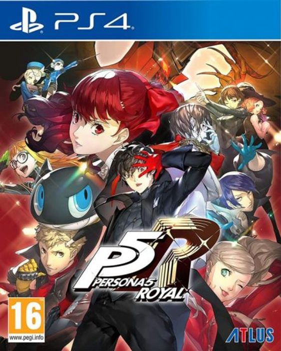 PS4 Persona 5 Royal Standard Edition £25.95 at the Game Collection