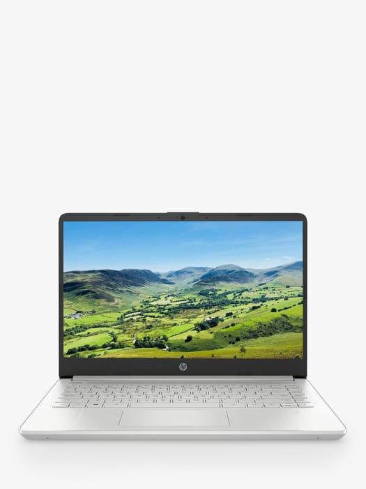 """HP 14S Laptop, AMD Ryzen 5, 8GB RAM, 256GB SSD, 14"""" Full HD"""