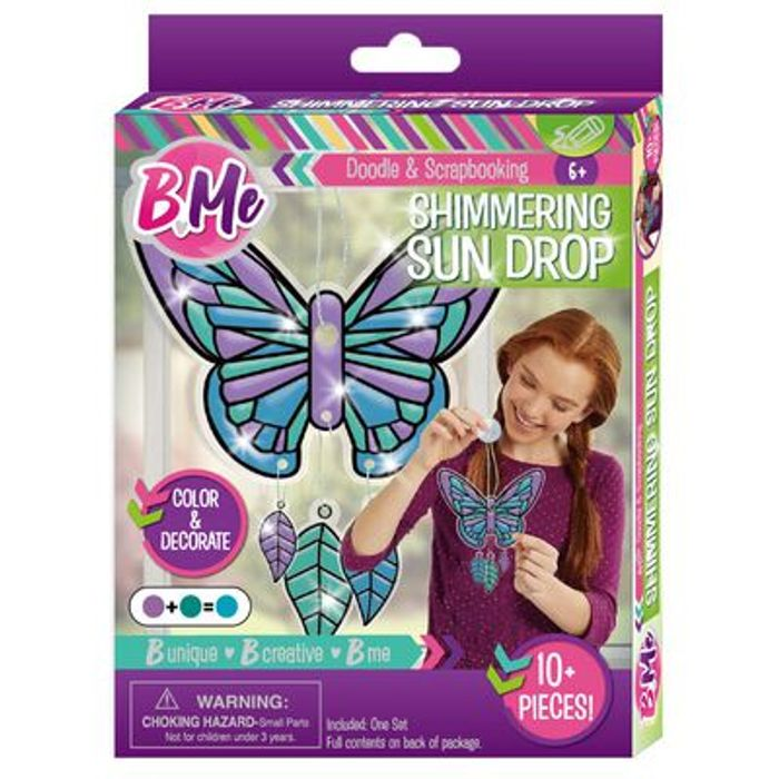 Shimmering Suncatcher Craft Kit