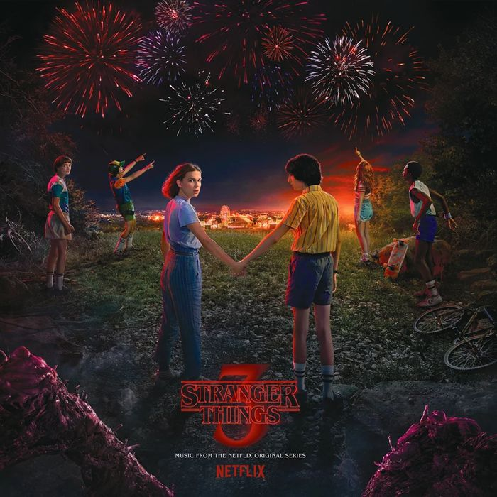 Stranger Things Vinyl Season 3.