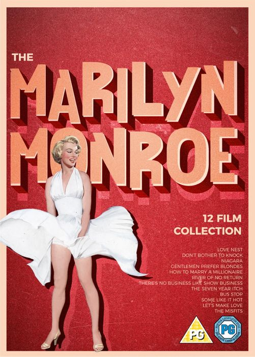 Marilyn Monroe: The 12 Film Collection