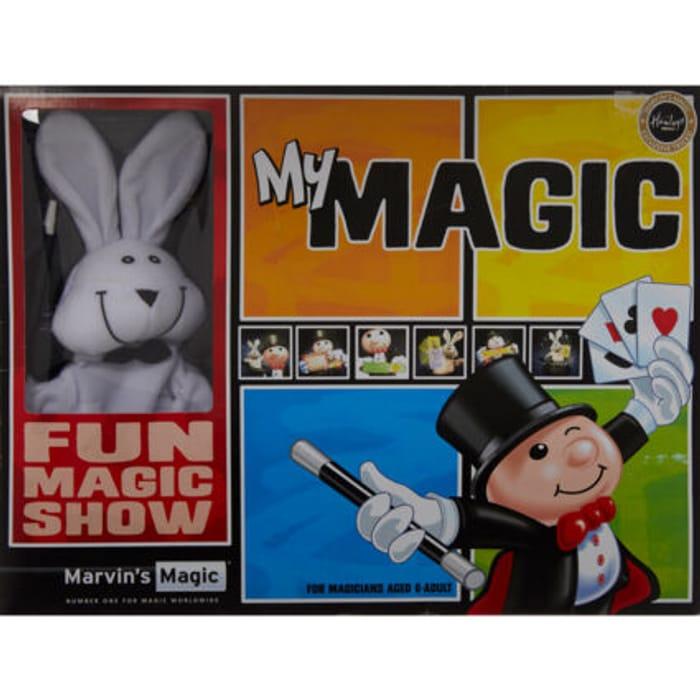 HAMLEYS Marvin Showtime My Magic Set