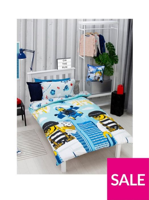 LEGO City Duvet Set- Single - Only £11!