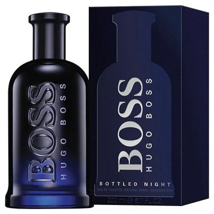 HUGO BOSS Boss Bottled Night Eau De Toilette for Him - 200ML