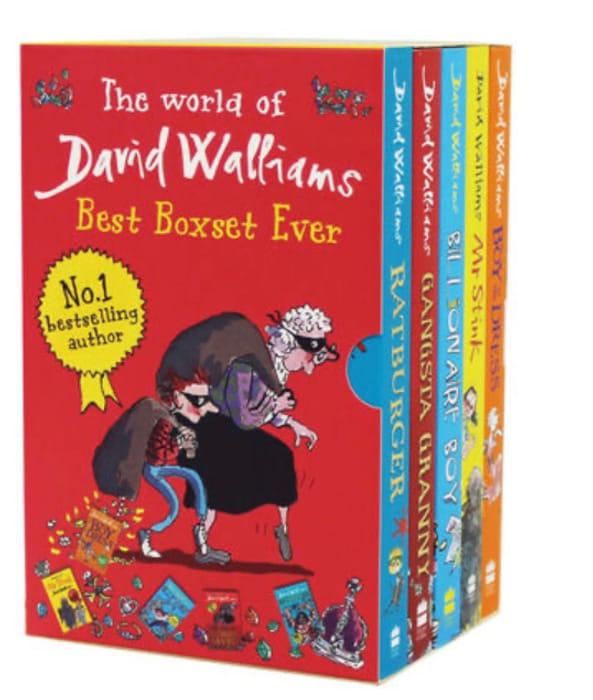 David Walliams Boxset