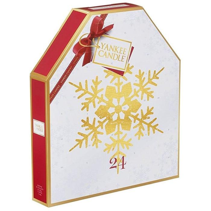 Yankee Candle Snowflake Festive Season Advent Calendar
