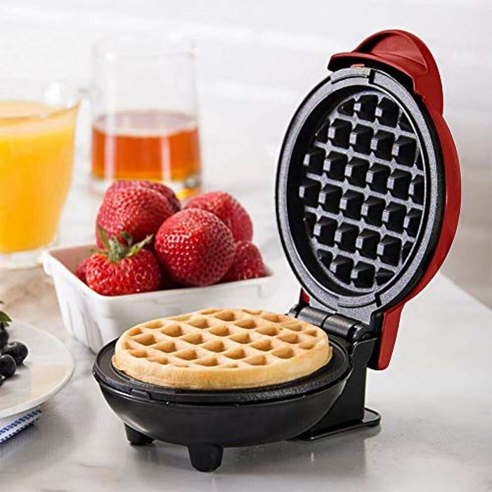 Electric Kids Waffle Maker