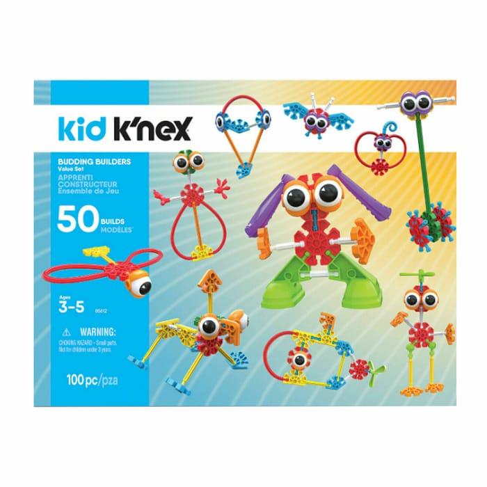 Kid K'NEX Budding Builders Building Set - save £10