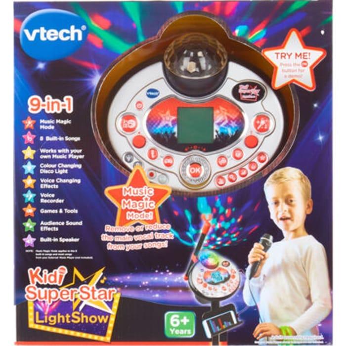 VTECH Superstar Light Show