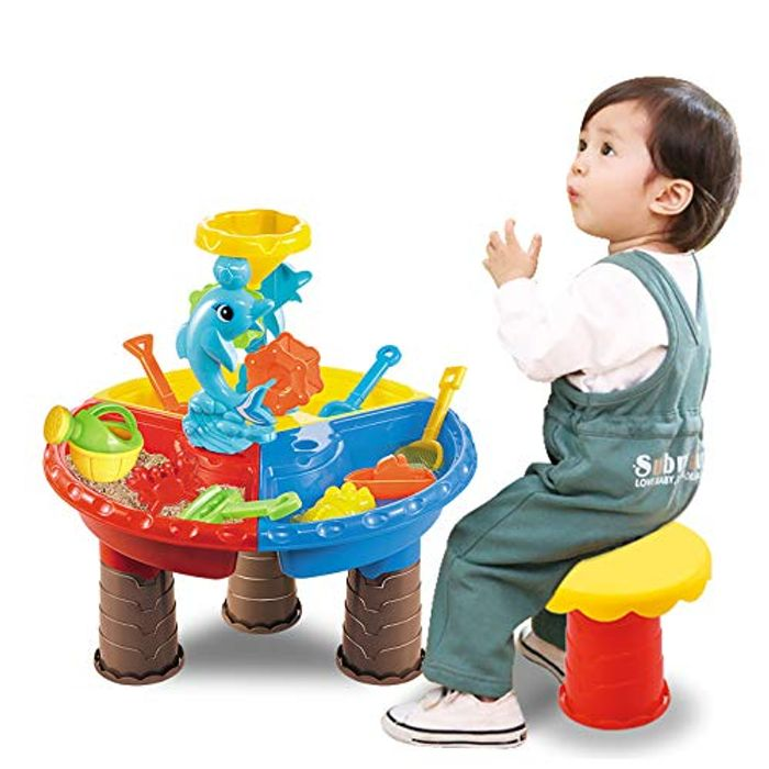 CHEAP! Save 70% - Activity Sand Water Table