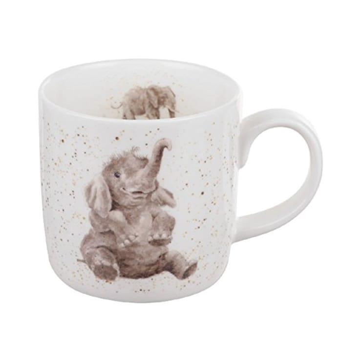 Portmeirion Home & Gifts Mug-Role Model (Elephants