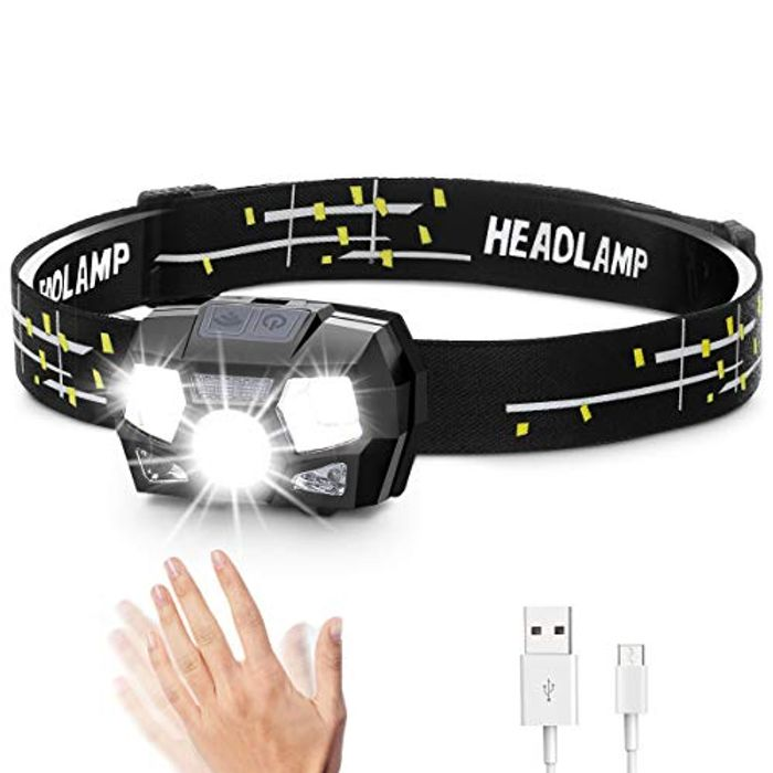 30% off LED Head Torch