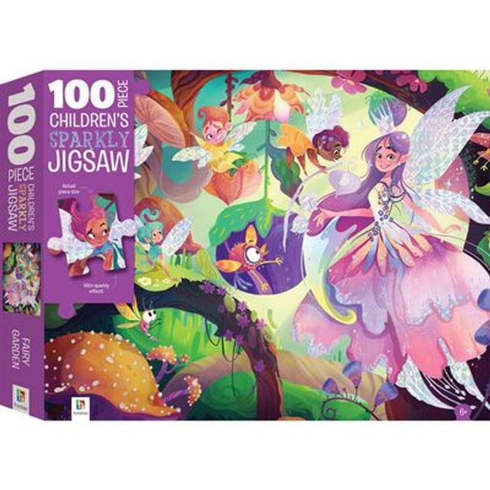 Best Price! 100 Piece Fairy Garden Jigsaw Puzzle