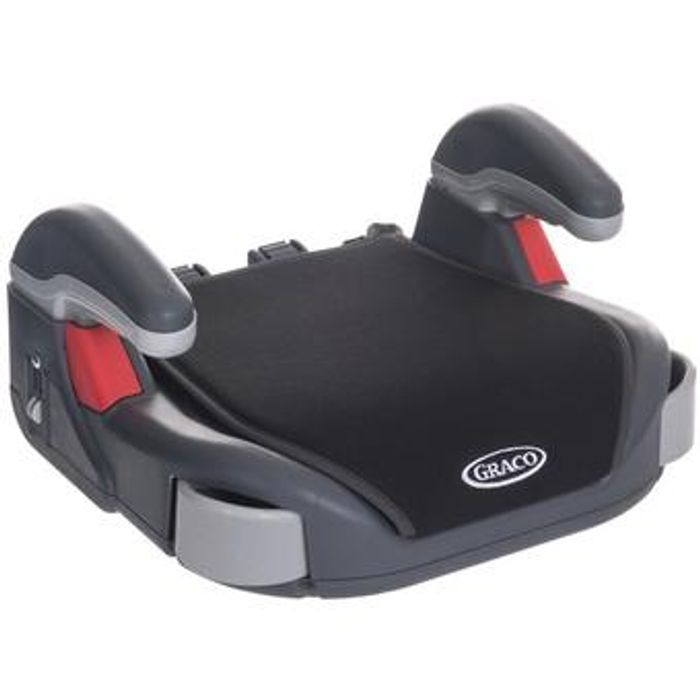 Graco Booster Basic Child Car Seat - BLACK