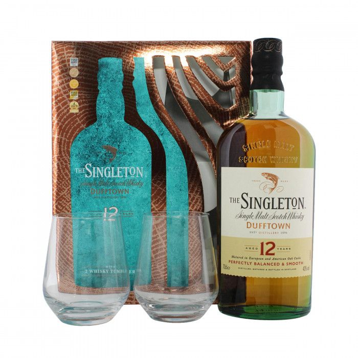 Singleton of Dufftown 12 Year Old Gift Set