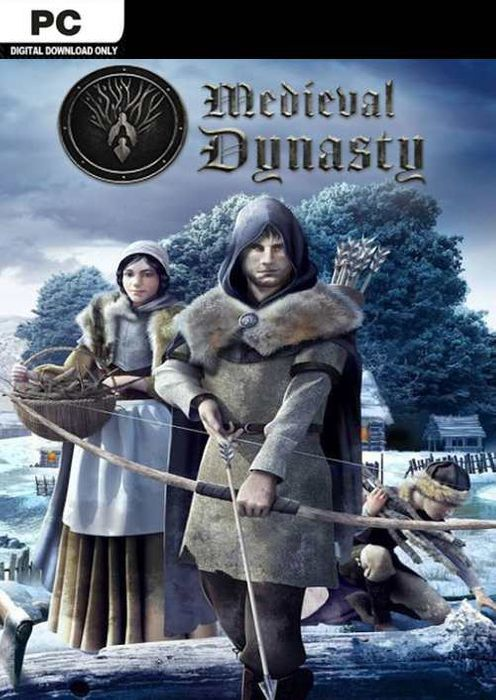 PC Steam Medieval Dynasty £13.99 at CDKeys