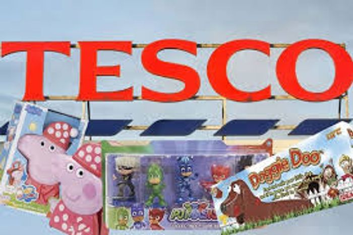 Tesco 1/2 Price Toy Sale - Shop Online For C&C / Delivery Tomorrow