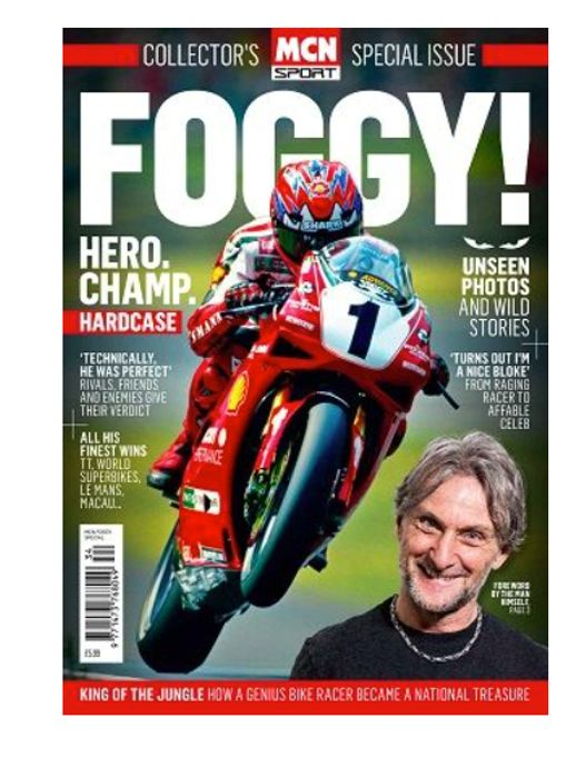 Carl Fogarty Collector's Edition *Go Thru' TopCashback For Up To £5.10 Back Too!
