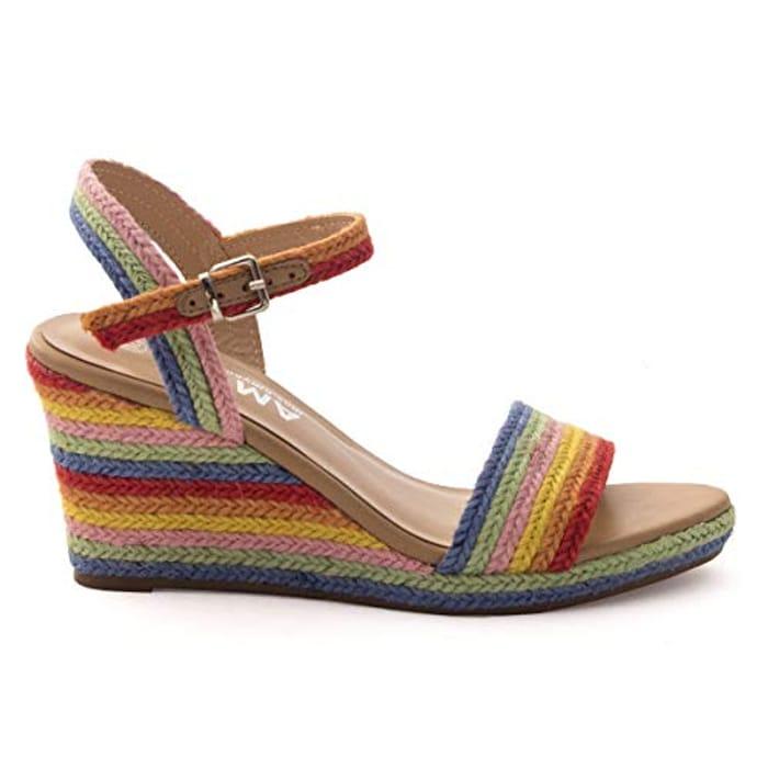 PAYMA - Women's Wedge Platform Fashion Sandals
