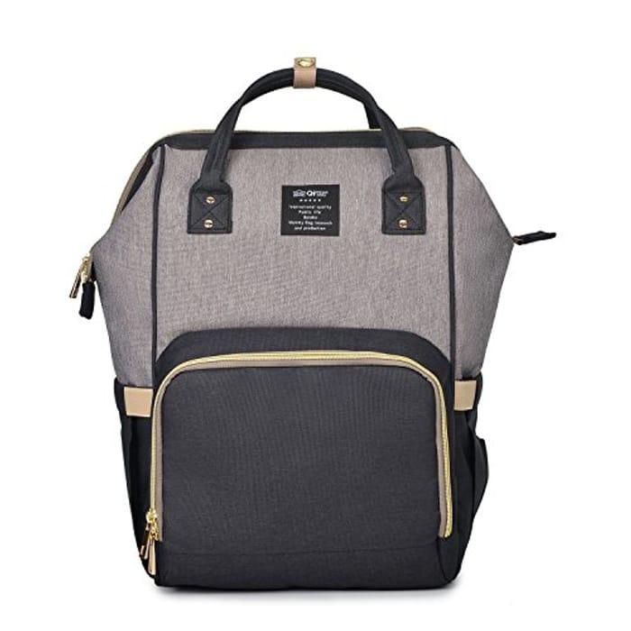 Price Drop! Katomi Nappy Backpacks Multifunction Large Capacity Shoulder Bag