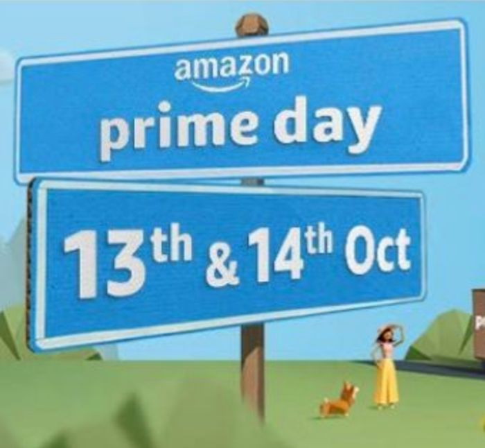 Amazon Prime Day Confirmed! 13th & 14th October