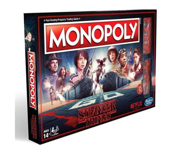 CHEAP! Extra 20% off Board Games Inc Monopoly, Downfall & Perfection