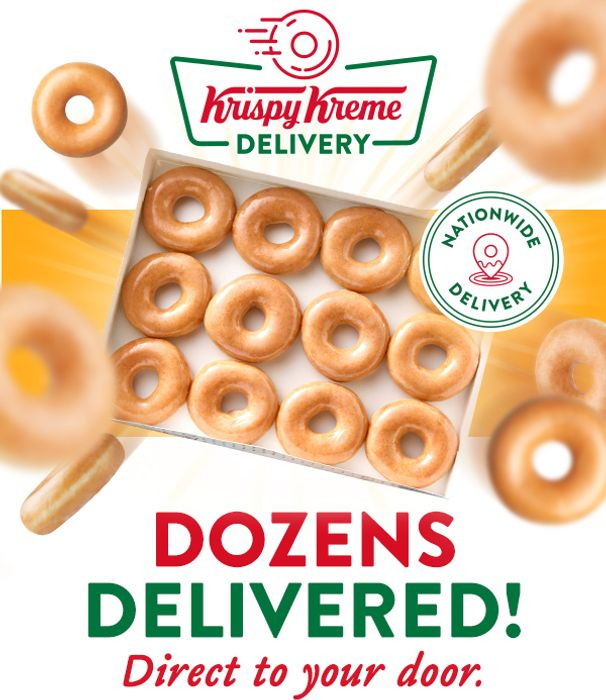 The Original Glazed Dozen, Direct to You!