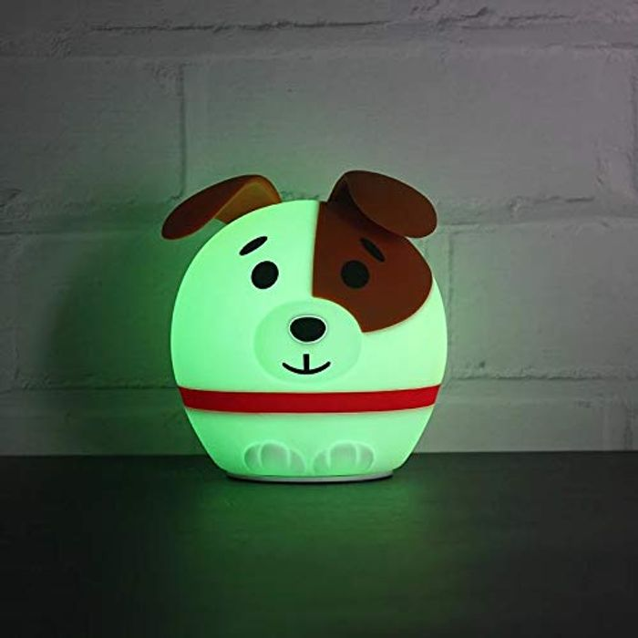 Colour Changing Cute Night Lamp