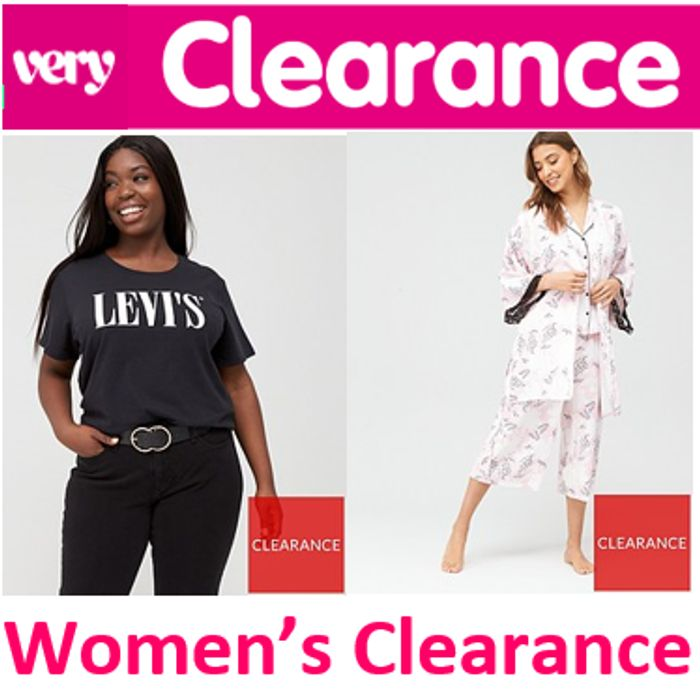 VERY - Women's Clearance
