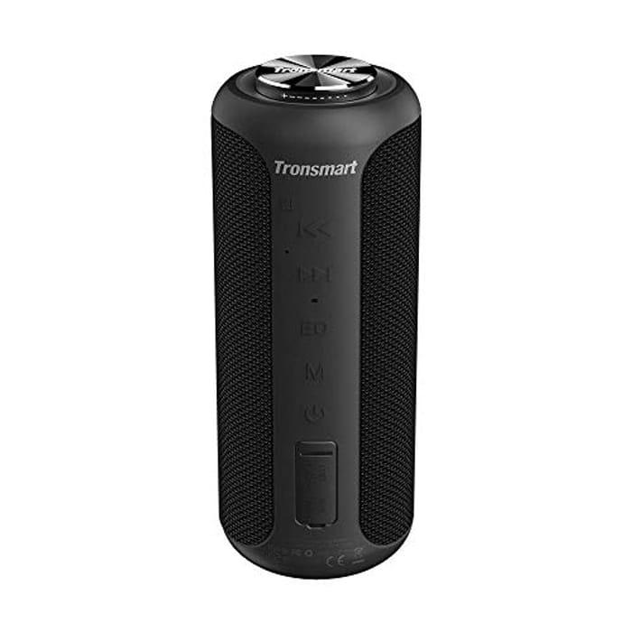Bluetooth Speaker 5.0, Tronsmart T6 plus 40W Portable Outdoor Wireless Speaker