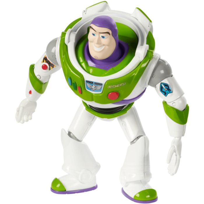 Disney Pixar Toy Story 4 Buzz Figure