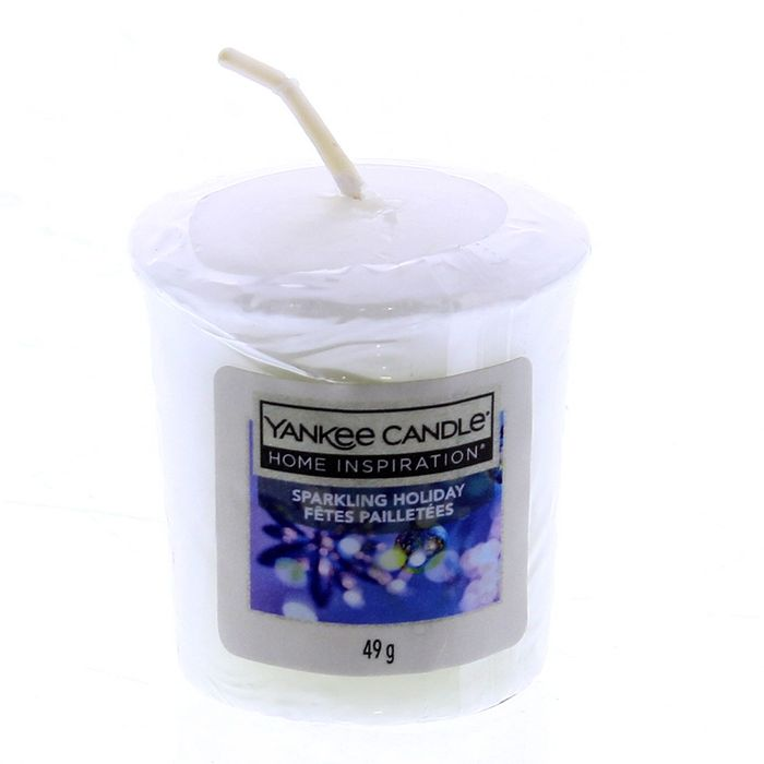 18 xYankee Candle Votive Sparkling Holiday