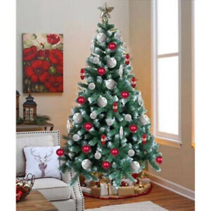 New 6ft Christmas Tree at ebay