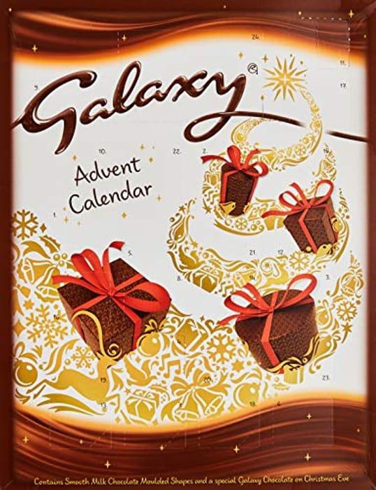 Galaxy Advent Calendar, 110 G