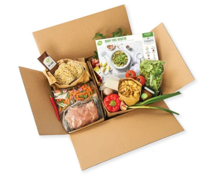 Hello Fresh - 35% Off Your First 4 Fresh Meal Boxes