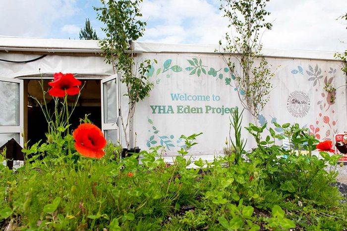 20% off Stays at YHA Eden Project in September & October