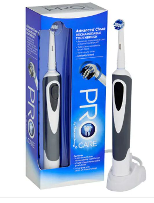 Electric Toothbrush - Was £34.99 Now £16.48 + BOGOF!